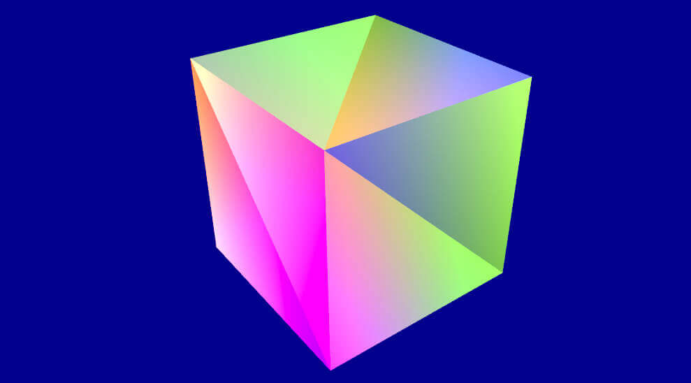 OpenGL Cube