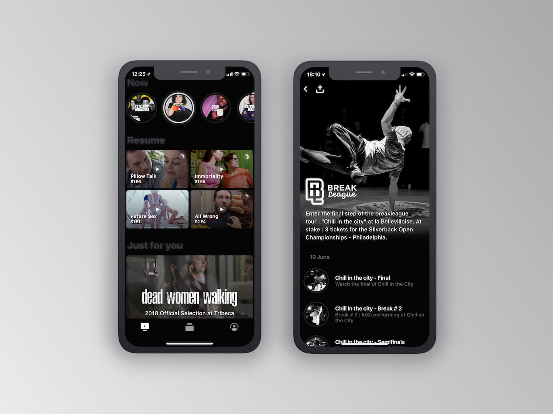 Blackpills iOS App